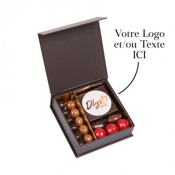 Chocolat personnalisée avec votre logo