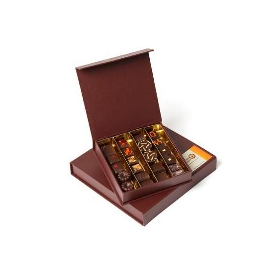 Acheter du chocolat avec une boite de chocolats GANACHE 250G
