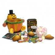 Halloween gourmand avec Jeu de cartes, Guimauves et Madeleines