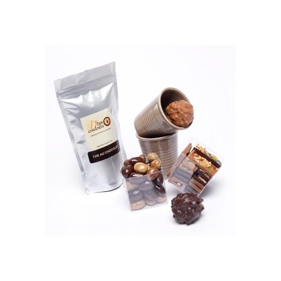 coffret cadeau th et chocolats cadeau chocolat d 39 lys couleurs. Black Bedroom Furniture Sets. Home Design Ideas