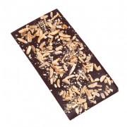 Tablette chocolat noir et amandes