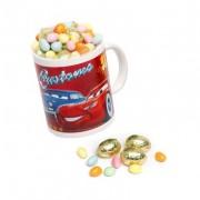 Chocolat de Pâques Cars