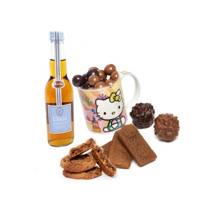 Chocolats et Mug Hello Kitty