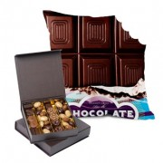 cadeau chocolats original