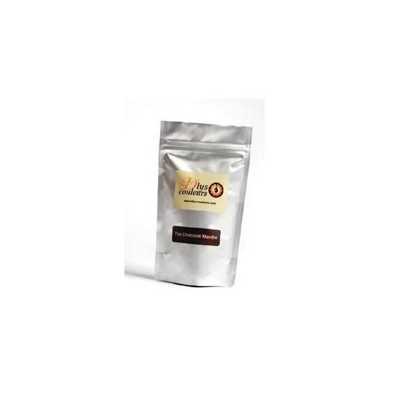 Offrir du Thé parfumé au chocolat-menthe (100g)