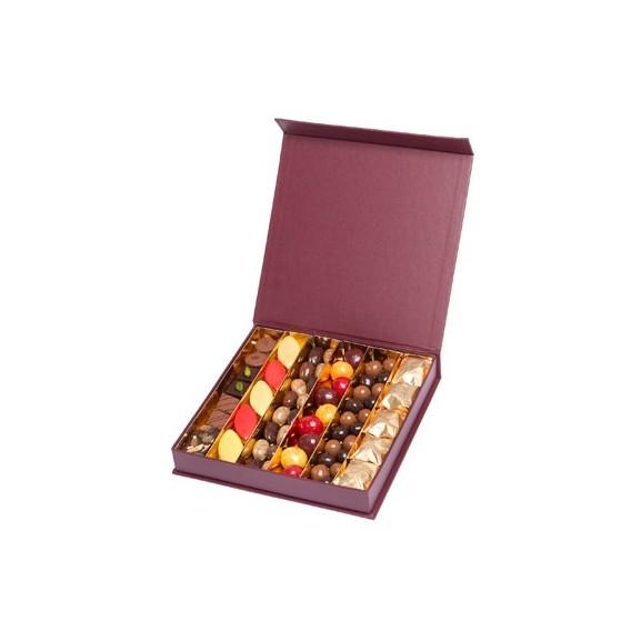 cadeau noel chocolat