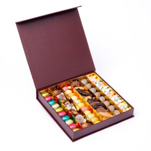 boite chocolat paques