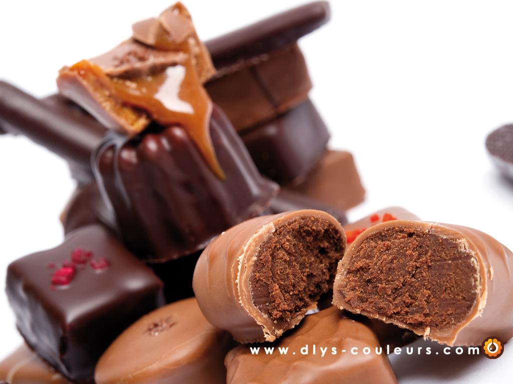 Fond D Ecran Chocolat Gratuit