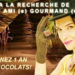 Gagnez 1 an de chocolats !