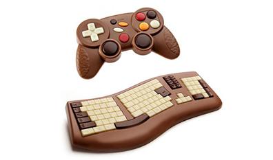 cadeau chocolat geek
