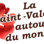 La Saint-Valentin autour du monde