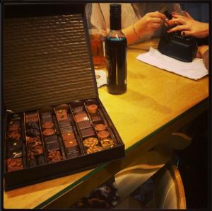 Chocolat Party par Juriste-In-The-City
