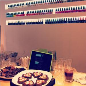 Chocolat party vu par So Girly Blog