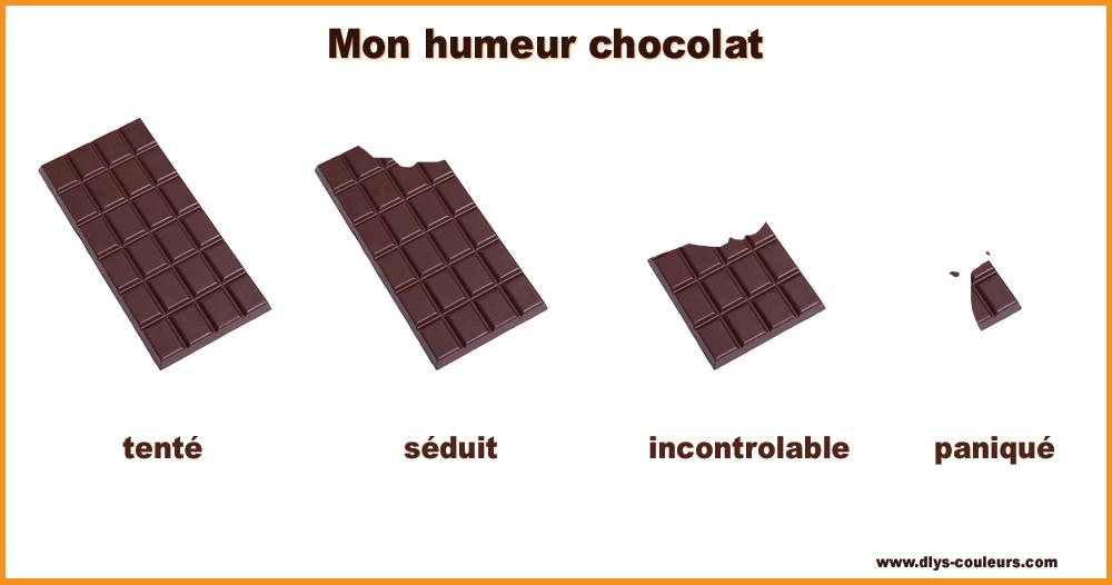 chocolat humeur