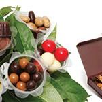 Livraison de fleurs et chocolat