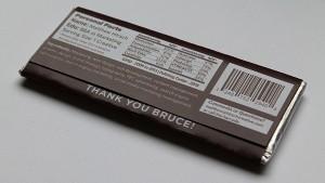cv chocolaté