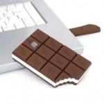 Une souris chocolat