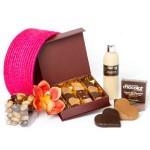 Cadeau Fête des mères : Cosmétiques et chocolats