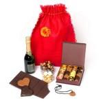 Cadeau Fête des mères tout en chocolat
