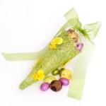 Les bouquets de chocolats de Pâques
