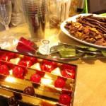 « Amour, beauté et chocolats » : Chocolat Party par D'lys Couleurs et Khroma Nail Bar