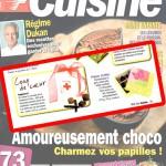 Les chocolats D'lys couleurs dans Téléstar !