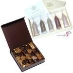 Cosmétiques et chocolats à offrir à la Fête des mères