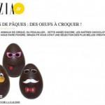 Nos oeufs de Pâques sélectionnés par Grazia.fr