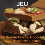 Qui sont les gagnants du concours de la grande Fete du Chocolat