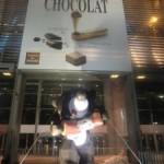 Salon du chocolat de paris du 1er au 4 novembre 2012