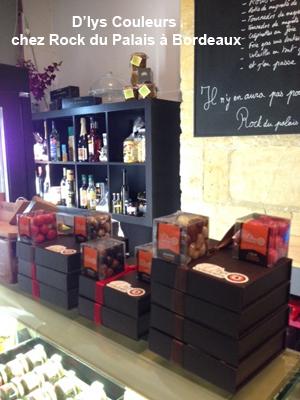 D'lys couleurs Bordeaux