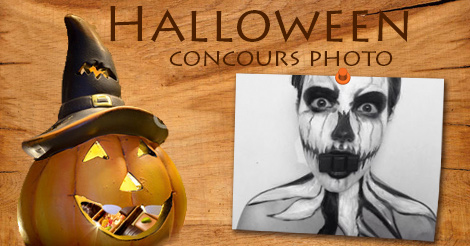halloween chocolat concours photo