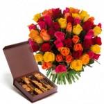 Comment conserver un bouquet de roses ?