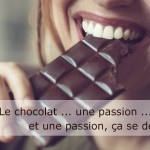 Le chocolat, une passion qui se dévore !