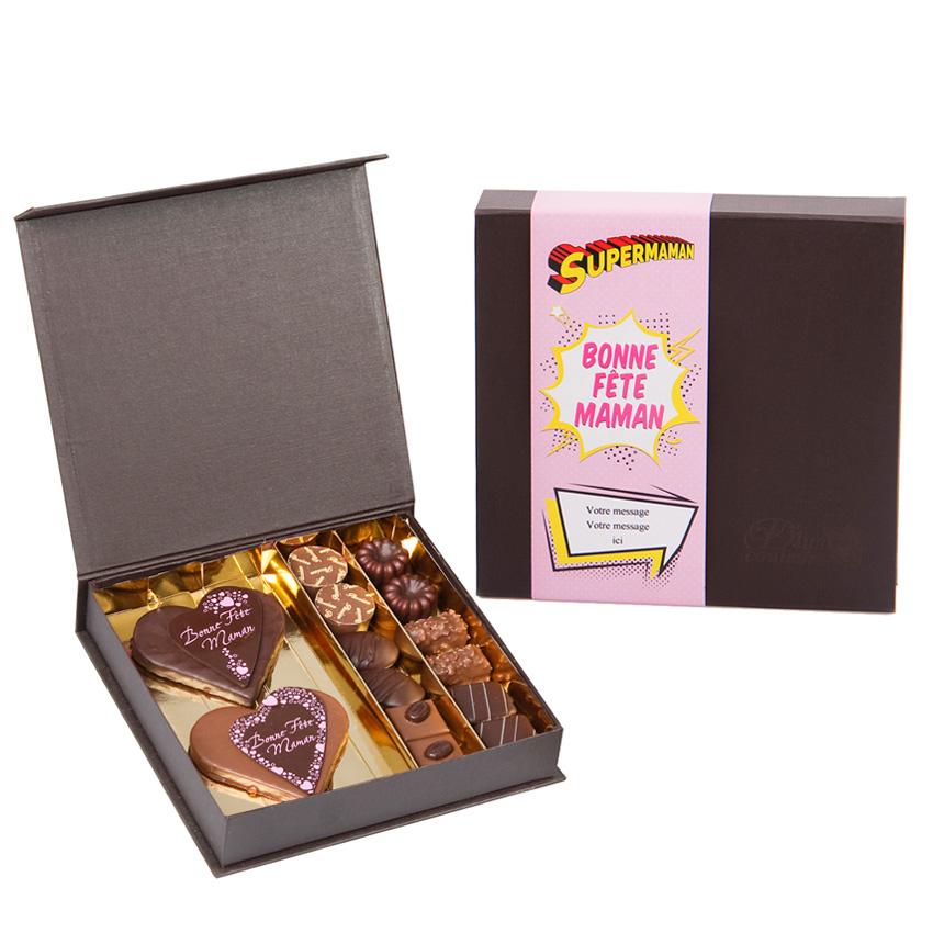boite de chocolat personnalisé