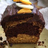 recette cake potiron chocolat