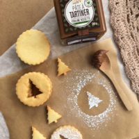 sablé pâte à tartiner chocolat noisettes
