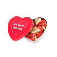 boite de chocolats personnalisée