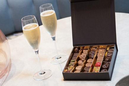Vin, Champagne et Chocolats