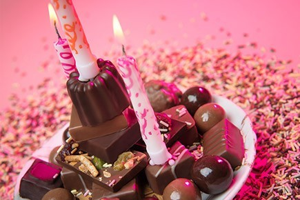 Chocolats Anniversaire
