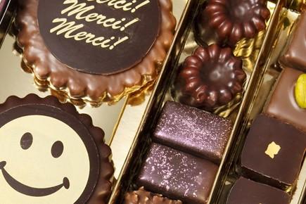 Cadeau Remerciements Cadeaux Autour Du Chocolat D Lys