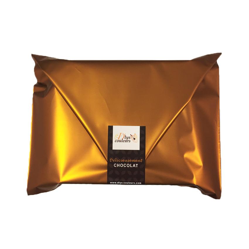 emballage cadeau boite de chocolat
