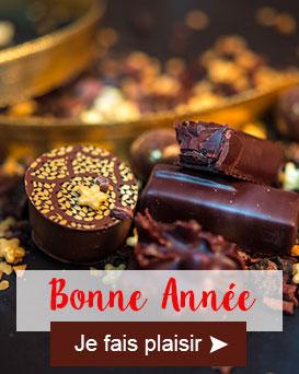 livraison chocolat bonne annee