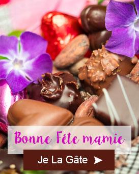 livraison chocolat grand mere