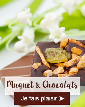 livraison chocolat muguet