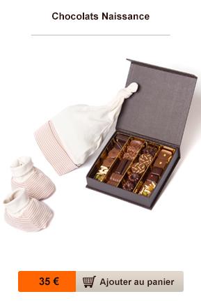 livraison chocolat naissance