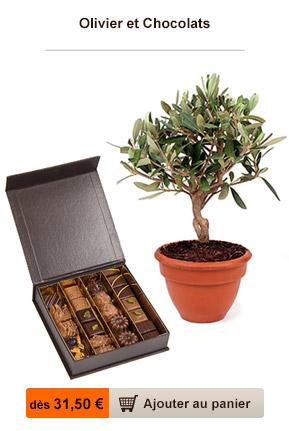 olivier et chocolat